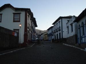 O centro histórico de Sabará - MG