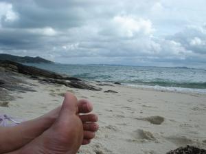 Praia da Azeda em Búzios - RJ