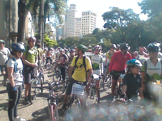 A chegada na Prefeitura: por um trânsito mais humano