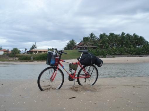 O adeus a Sebastiana: 130km percorridos